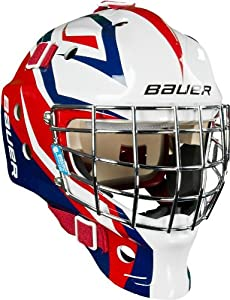 Bauer NME 3 Decal Goalie Mask [SENIOR] by Bauer