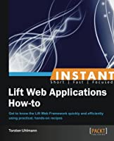 Instant Lift Web Applications Front Cover