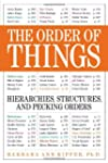 The Order of Things: Hierarchies, Str...