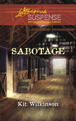 Image of Sabotage (Love Inspired Suspense)