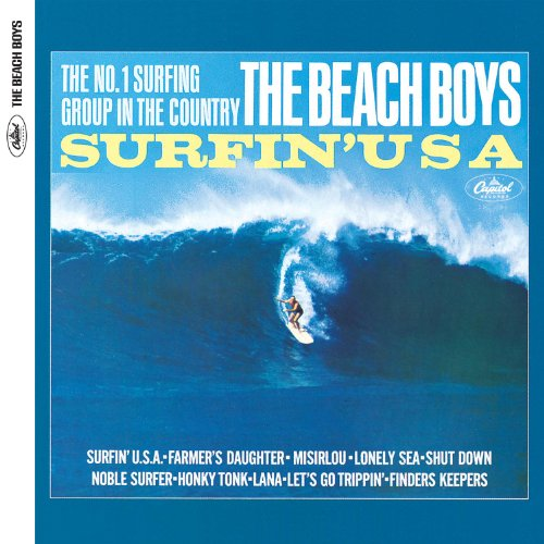 Surfin Usa (Mono & Stereo Remasters)