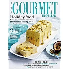 Australian Gourmet Traveller