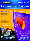 Fellowes ImageLast A4 80 Micron Laminating Pouch - (Pack of 100)