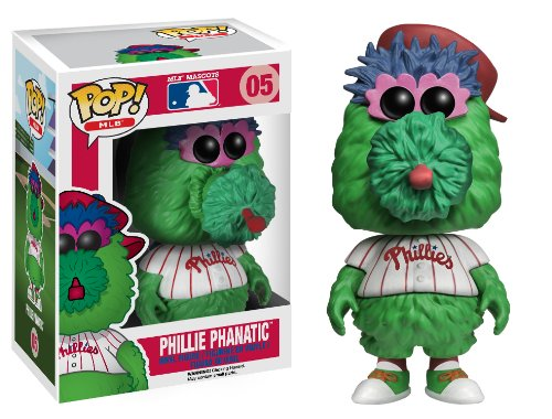 Funko Pop! Major League Baseball: Phillie Phanatic Vinyl Figure - 1