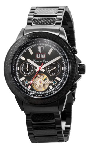 Hugo von Eyck orologio da uomo automatico Leonis, HE201-622