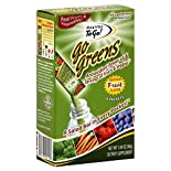 Healthy To Go Go Greens Beverage Mix, Fruit Flavor, 6 packets 1.69 oz (48 g)