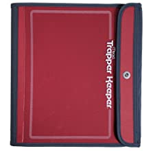 Trapper Keeper Binder, 1.5-Inch, Red (72175)