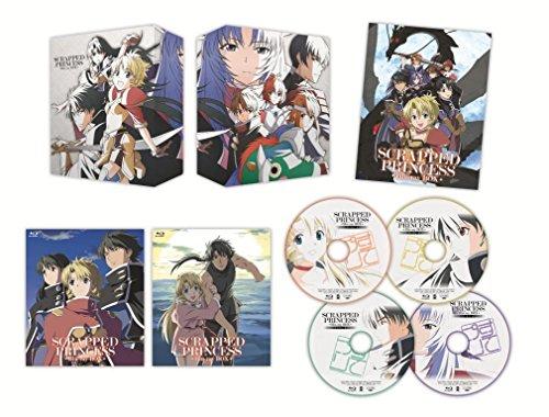 スクラップド・プリンセス Blu-rayBOX