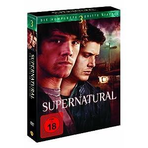 513mh6Ju tL. SL500 AA300  [Amazon] Supernatural   Staffeln 1 4 auf DVD je nur 9,99€