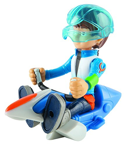 Miles From Tomorrowland Small Figure, Super Stellar Miles - 1