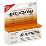 Adult Acnomel Acne Medication, Adult, Tinted Cream 1.3 oz (36 g)