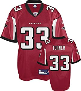 Reebok Youth Atlanta Falcons Michael Turner Replica Jersey by Reebok