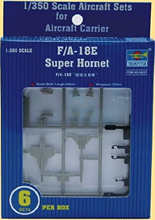 Trumpeter 1:350 - F/A-18E Super Hornet