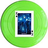 Greenday DIY KellyGreen, One Size : Greenday See Me 2 Card High Quality Plastic Ultimate Disc Yellow