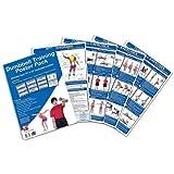 Dumbbell Training Poster Pack