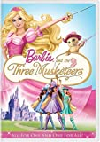 513mkfZr8%2BL. SL160  Barbie and the Three Musketeers