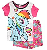 My Little Pony Rainbow Dash Toddler Girls Short Cotton Pajama Set (18 Months)