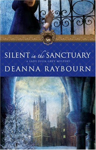Image of Silent in the Sanctuary: A Lady Julia Grey Mystery