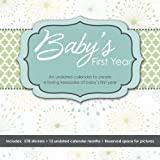 Baby's First Year 2015 Calendar