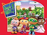 Super Why!: Webby in Bathland