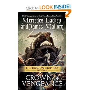 Crown of Vengeance (The Dragon Prophecy) by