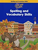 img - for Open Court Reading Grade 3: Spelling and Vocabulary Skills Workbook book / textbook / text book