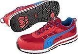 PUMA[プーマ]安全靴【Kickfrip】(プーマセーフティ・スニーカータイプ)《012-Kickflip》 (25.5, レッド・ロー)