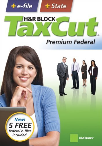 TaxCut 2008 Federal+State+efile (Old Version) [DOWNLOAD]
