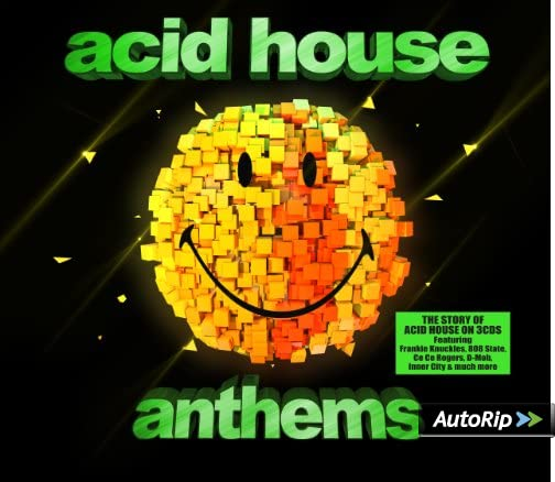 Acid house anthems for Acid house tracks