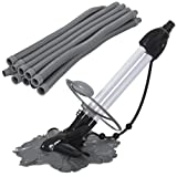 Best Choice Products® Inground Automatic Swimming Pool Cleaner Vacuum Auto Hover Climb Wall 33ft Hose