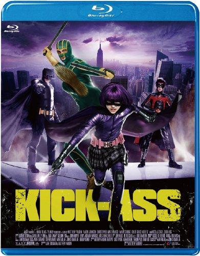 キック・アス Blu-ray(特典DVD付2枚組)