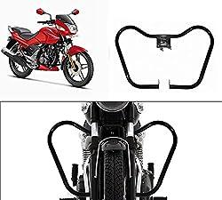 Speedwav Bike Safety Leg Guard BLACK-Hero CBZ Extreme
