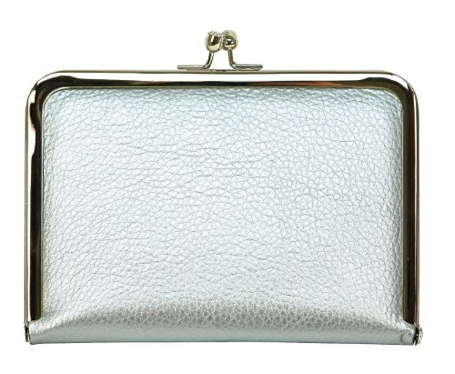 C.R. Gibson Photo Clutch, Quicksilver front-940569