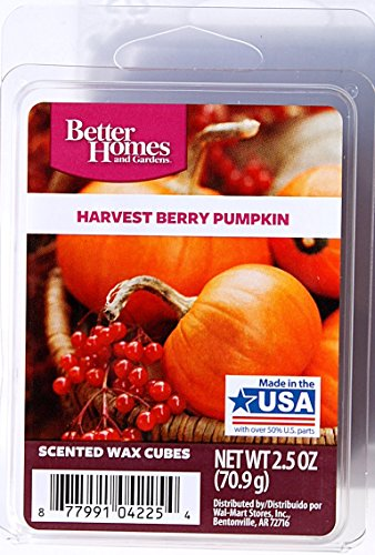Better Homes And Gardens Scented Wax Cubes Spiced Cinnamon Stick