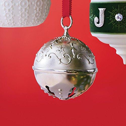 Ring in the season santa s sleigh jingle bell premium ornament 2015