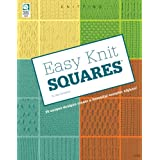 Easy Knit Squares: 20 Unique Designs Create a Beautiful Sampler Afghanby Lisa Carnahan