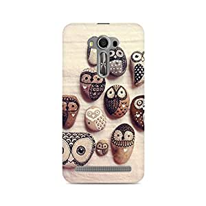 Mobicture Pattern Premium Designer Mobile Back Case Cover For Asus Zenfone 2 Laser ZE550KL