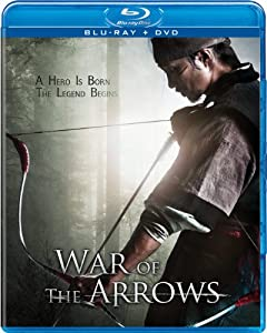War of the Arrows [Blu-ray + DVD]