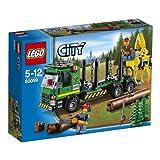 レゴ シティ ログトラック 60059
