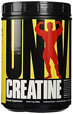 Creatine Powder, 100% Pure Creatine Monohydrate, 1000g, From Universal Nutrition by Universal Nutrition
