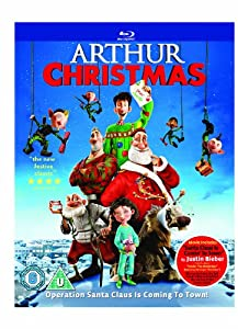 Arthur Christmas [Blu-ray] from Imports