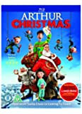 Arthur Christmas (Blu-ray + UV Copy) [2011] [Region Free]