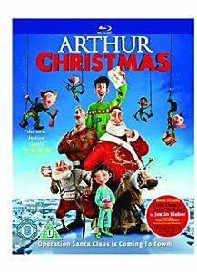 Arthur Christmas (Blu-ray + UV Copy) [2011] [Region Free]