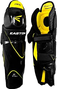 Easton Stealth RS II Junior Hockey Shin Guards by Easton