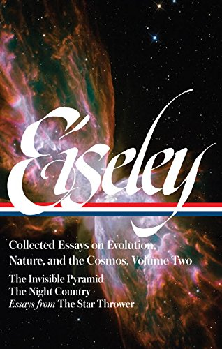 """essays of loren eiseley Eiseley, loren """"the flow of the river"""" from fifty great essays 2nd ed 2002 penguin academics new york read full essay click the button above to view the complete essay, speech, term paper, or research paper."""
