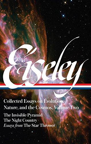 Loren Eiseley Critical Essays