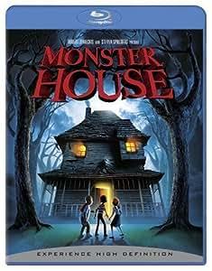 MONSTER HOUSE (BLU)