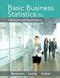 img - for Basic Business Statistics (13th Edition) book / textbook / text book