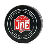 Detroit Red Wings Farewell Season Official Game Puck,