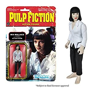 Pulp Fiction Series 1 - Mia Wallace ReAction Figura : Office Products